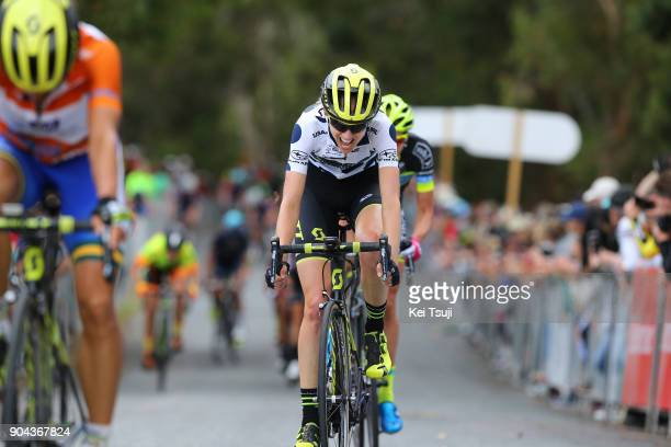 4th Santos Women's Tour 2018 / Stage 3 Arrival / Lucy KENNEDY Polka Dot Mountain Jersey / The Bend Motorsport Park Hahndorf / Women / TDU /