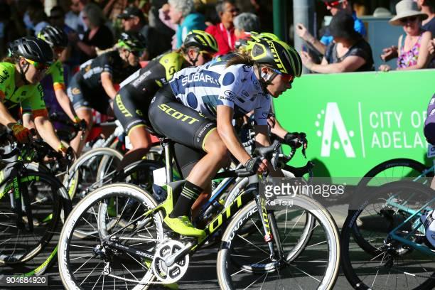 4th Santos Women's Tour 2018 / Stage 4 Annemiek VAN VLEUTEN Polka Dot Mountain Jersey Wakefield Road Wakefield Road / Women / TDU /