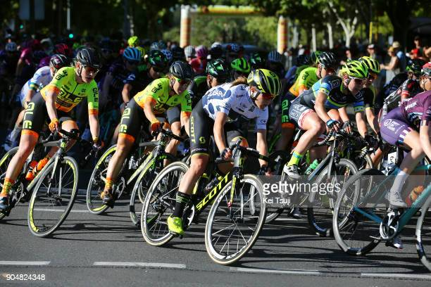 4th Santos Women's Tour 2018 / Stage 4 Annemiek VAN VLEUTEN Polka Dot Mountain Jersey / Wakefield Road Wakefield Road / Women / TDU /