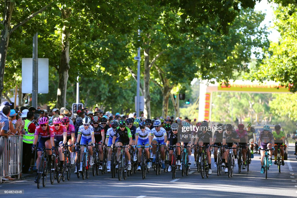 4th Santos Women's Tour 2018 / Stage 4 Peloton / Wakefield Road - Wakefield Road (46km) / Women / TDU /