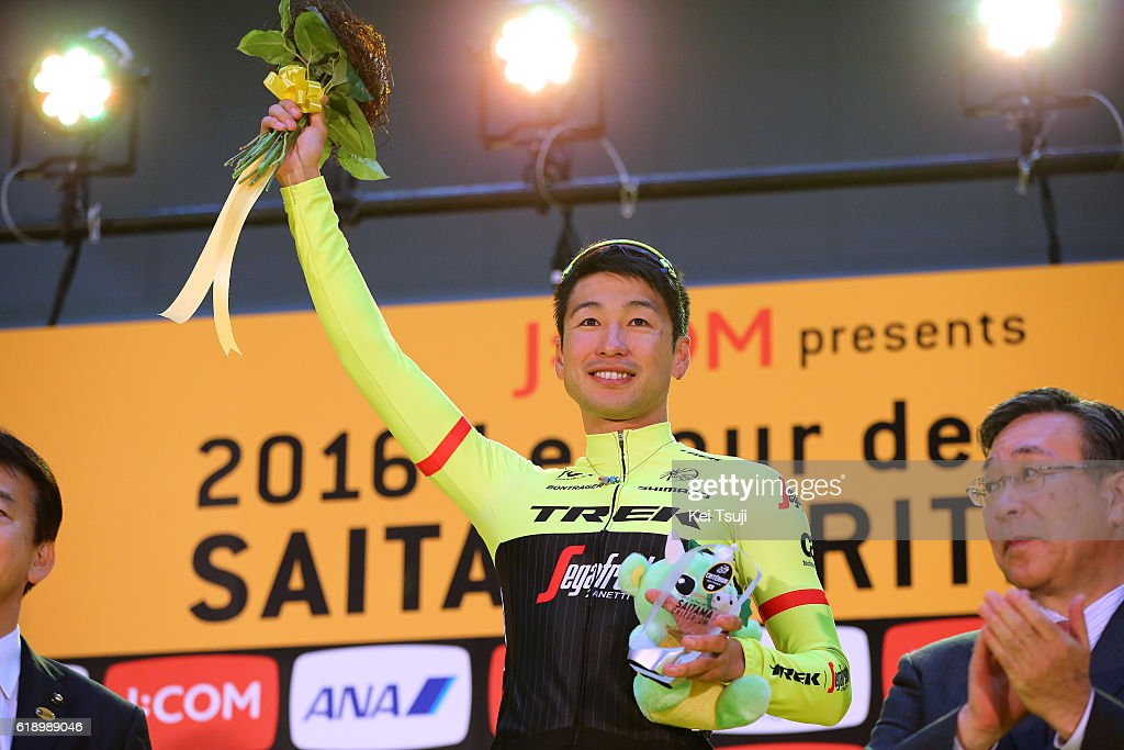 Cycling: 4th Tour de France Saitama Criterium 2016 : ニュース写真