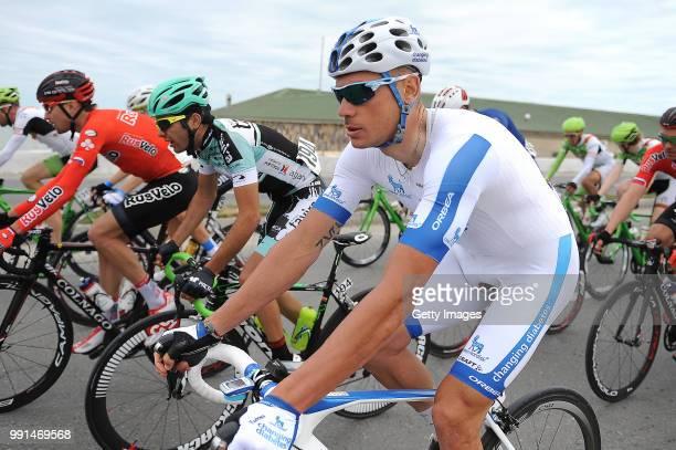 4Th Tour Of Azerbaidjan/ Stage 1Nicolas Lefrancois /Baku - Sumqayit Tour Of Azerbaijan Ronde/ Rit Etape/