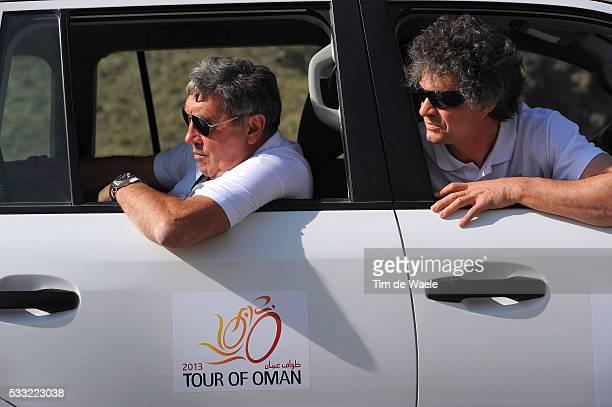 4th Tour of Oman 2013 / Stage 4 Eddy MERCKX / Joris VAN ROY Dokter Doctor Medic / Al Saltiyah In Samail Jabal Al Akhdhar Green Mountain / Ronde Etape...