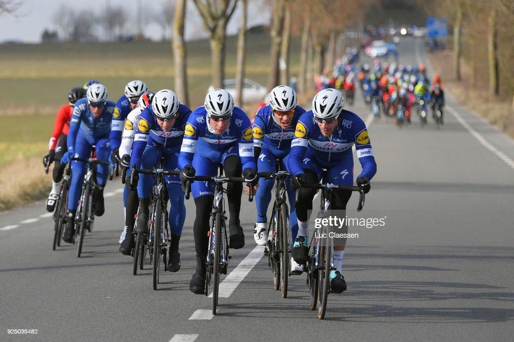 Cycling: 50th Grand Prix Le Samyn 2018 : News Photo