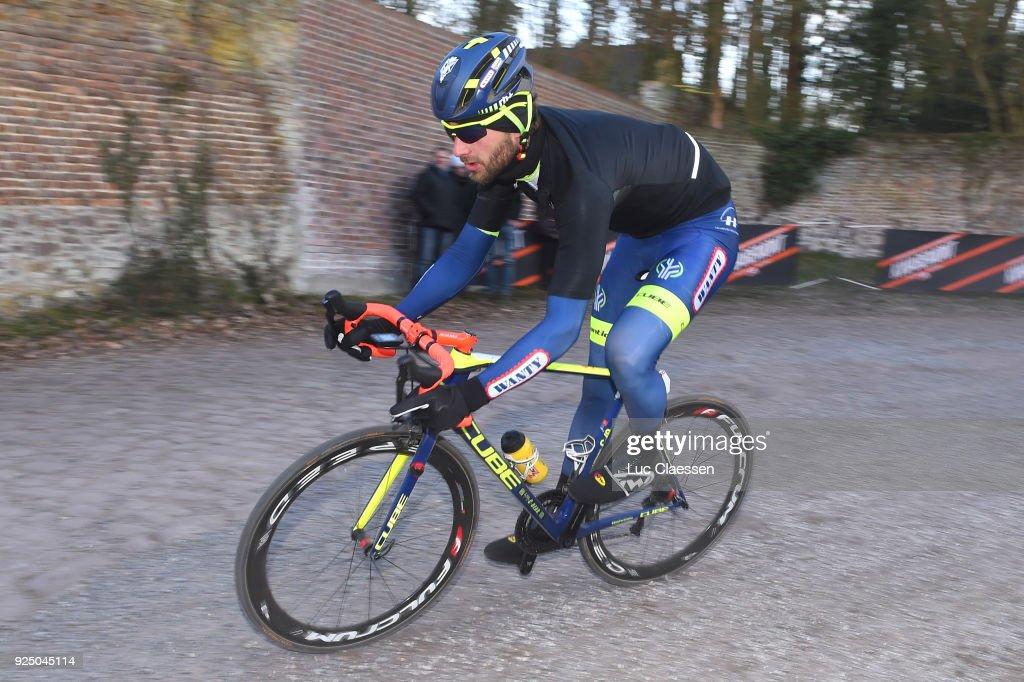 50th Grand Prix Le Samyn 2018 Guillaume Van Keirsbulck of Belgium / Quaregnon - Dour (200km)/ Men / GP Samyn /