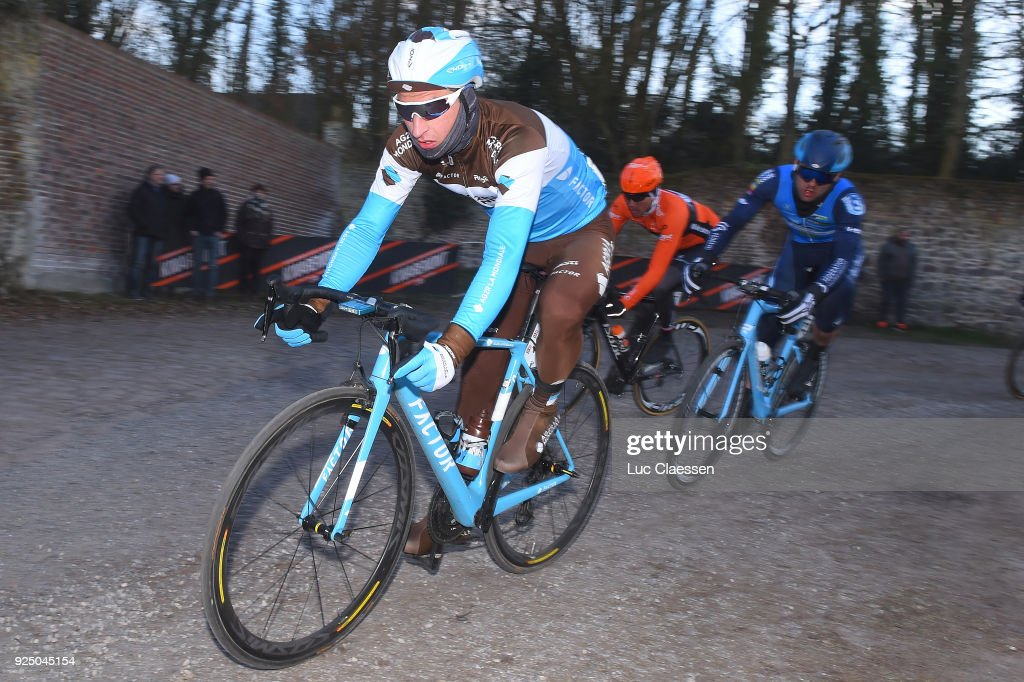 50th Grand Prix Le Samyn 2018 Julien Duval of France / Quaregnon - Dour (200km)/ Men / GP Samyn /