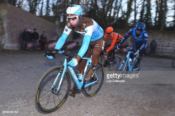 50th Grand Prix Le Samyn 2018 Julien Duval of France / Quaregnon Dour / Men / GP Samyn /