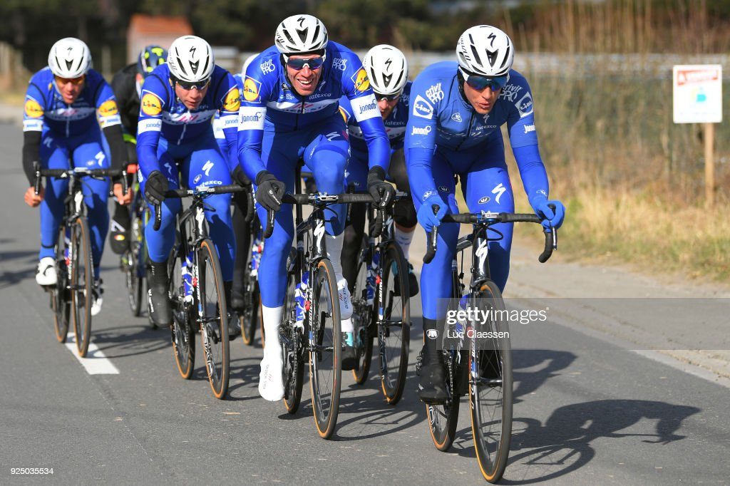Cycling: 50th Grand Prix Le Samyn 2018 / Men