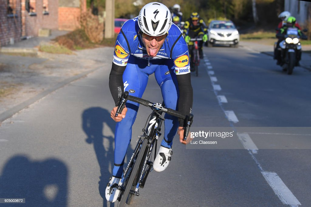 Cycling: 50th Grand Prix Le Samyn 2018 : ニュース写真