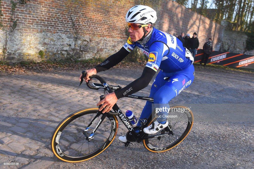 50th Grand Prix Le Samyn 2018 Philippe Gilbert of Belgium / Quaregnon - Dour (200km)/ Men / GP Samyn /