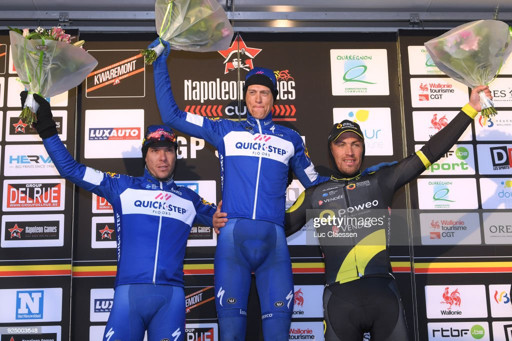 Cycling: 50th Grand Prix Le Samyn 2018 : ニュース写真