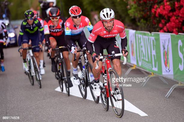 52nd Amstel Gold Race 2017 / Men Fabio FELLINE / Maastricht Valkenburg / Men / pool nv /