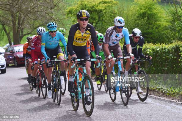 52nd Amstel Gold Race 2017 / Men Lars BOOM / Stijn VANDENBERGH / Maastricht Valkenburg / Men /