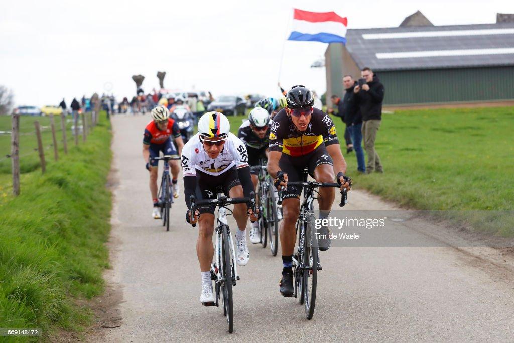 Cycling: 52nd Amstel Gold Race 2017 / Men : Fotografia de notícias