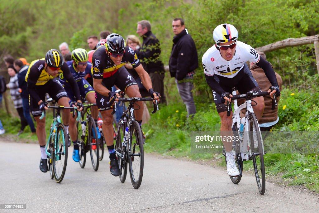 Cycling: 52nd Amstel Gold Race 2017 / Men : ニュース写真