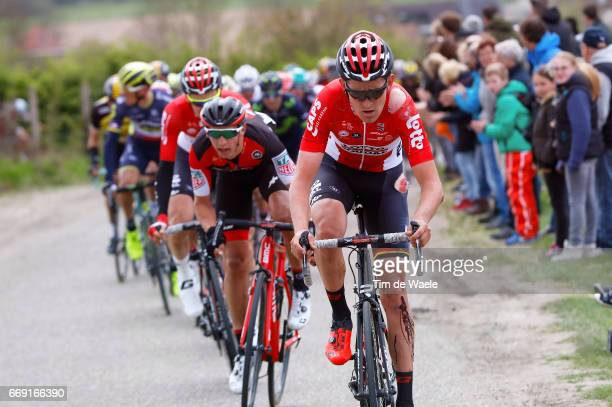 52nd Amstel Gold Race 2017 / Men Tiesj BENOOT / Maastricht Valkenburg / Men / pool bc /