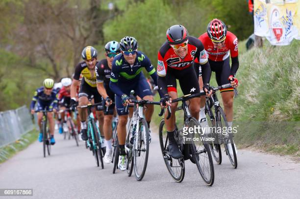 52nd Amstel Gold Race 2017 / Men Tim WELLENS / Greg VAN AVERMAET / Maastricht Valkenburg / Men / pool bc /