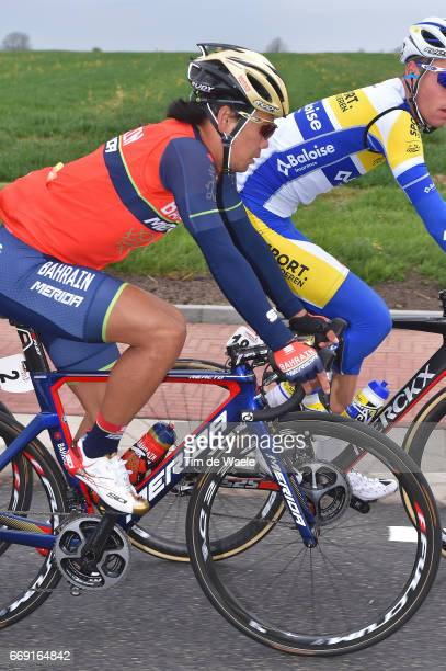 52nd Amstel Gold Race 2017 / Men Yukiya ARASHIRO / Maastricht Valkenburg / Men /