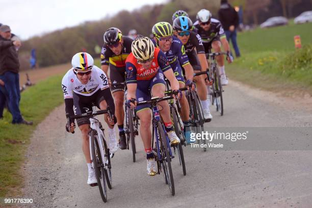 52Nd Amstel Gold Race 2017 Menjon Izaguirre Insausti / Sergio Luis Henao / Maastricht Valkenburg Men Pool Nv
