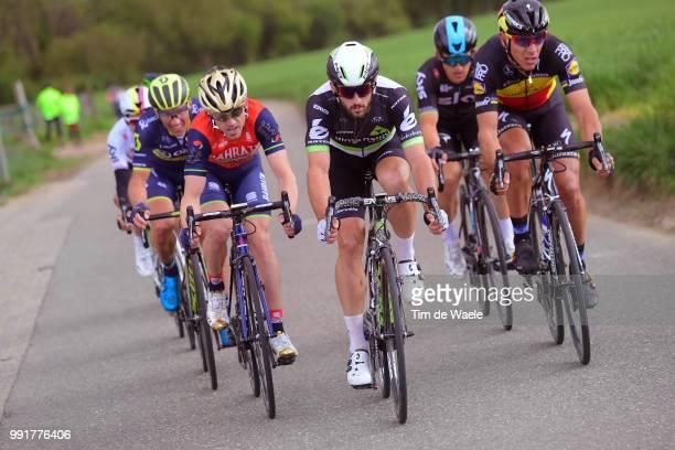 52Nd Amstel Gold Race 2017 Menphilippe Gilbert / Jon Izaguirre Insausti / Nathan Haas /Maastricht Valkenburg Men Pool Nv