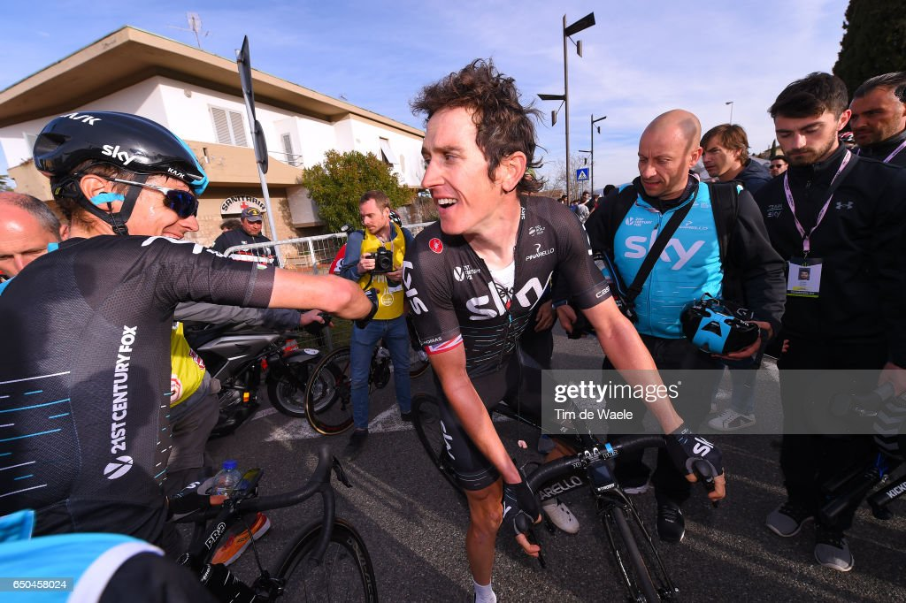 Cycling: 52nd Tirreno-Adriatico 2017 / Stage 2 : ニュース写真