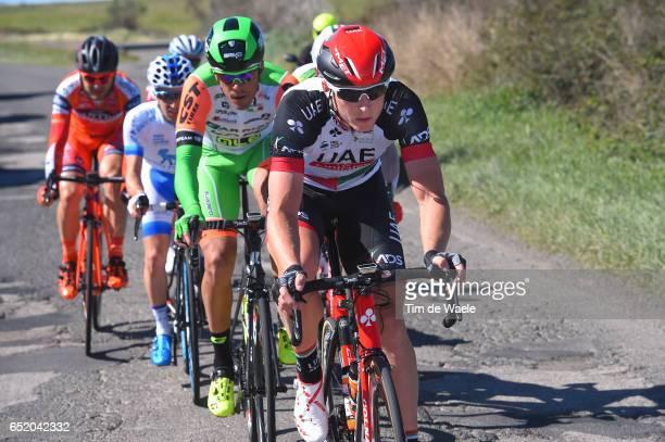 52nd Tirreno-Adriatico 2017 / Stage 4 Marko KUMP / Mirco MAESTRI / Montalto di Castro - Terminillo 1675m /