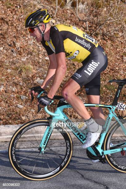 52nd TirrenoAdriatico 2017 / Stage 4 Robert GESINK / Montalto di Castro Terminillo 1675m /