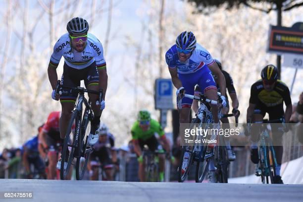 52nd TirrenoAdriatico 2017 / Stage 5 Arrival / Sprint / Peter SAGAN / Thibaut PINOT / Rieti Fermo /
