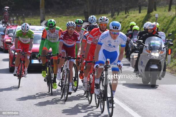 52nd TirrenoAdriatico 2017 / Stage 6 Joonas HENTTALA / Raffaello BONUSI / Pavel KOCHETKOV / Ascoli Piceno Civitanova Marche /
