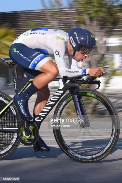 52nd TirrenoAdriatico 2017 / Stage 7 Jonathan CASTROVIEJO European Champion Jersey/ San Benedetto Del Tronto San Benedetto Del Tronto / Individual...