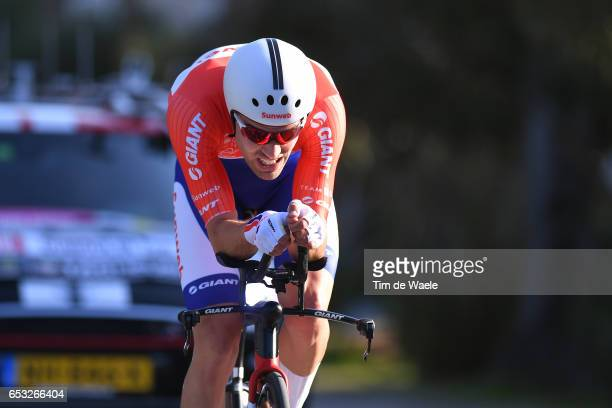 52nd TirrenoAdriatico 2017 / Stage 7 Tom DUMOULIN / San Benedetto Del Tronto San Benedetto Del Tronto / Individual Time Trial / ITT /