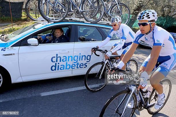 52th Trofeo Laigueglia 2015 Maxim BELKOV / Nicolas LEFRANCOIS / LaiguegliaLaigueglia / Tim De Waele