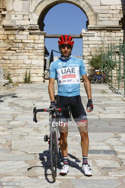 53rd Tour of Turkey 2017/ Stage 5 Start / Diego ULISSI Blue Leader Jersey / Selcuk zmir / Presidential Tour of Turkey / TUR /