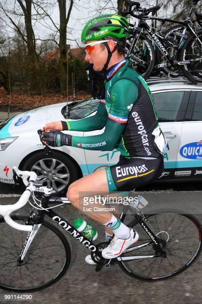 53Th Brabantse Pijl 2013 Thomas Voeckler /Leuven Overijse / Fleche Brabanconne Arrow /Tim De Waele