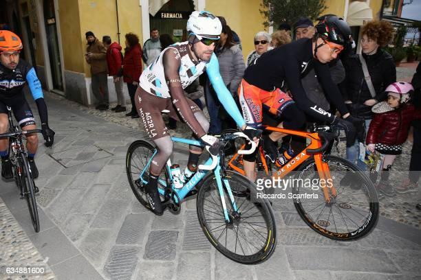 54th Trofeo Laigueglia 2017 Start / Christophe RIBLON / Laigueglia Laigueglia /
