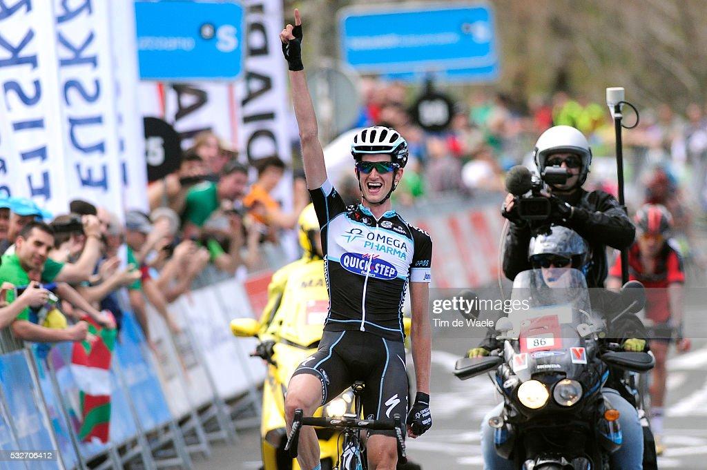 Cycling: 54th Vuelta Pais Vasco 2014/ Stage 4 : News Photo