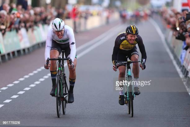 55Th Ronde Van Drenthe 2017 Menarrival JanWillem Van Schip / Twan Castelijns / Hoogeveen Hoogeveen Men ©Tim De Waele