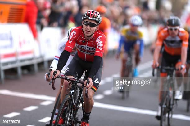 55Th Ronde Van Drenthe 2017 Menarrival Jasper De Buyst / Hoogeveen Hoogeveen Men ©Tim De Waele