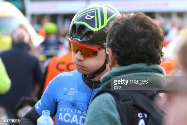 55Th Ronde Van Drenthe 2017 Menarrival Mihkel Raim / Hoogeveen Hoogeveen Men ©Tim De Waele