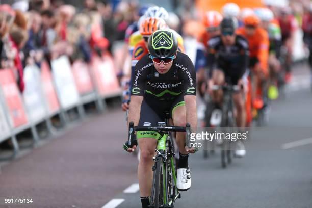 55Th Ronde Van Drenthe 2017 Menarrival Tyler Williams / Hoogeveen Hoogeveen Men ©Tim De Waele