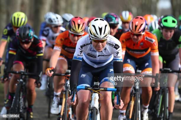 55th Ronde van Drenthe 2017 / Women Anna VAN DER BREGGEN / Hoogeveen Hoogeveen / Women / ©Tim De WaeleDSO/Tim De Waele/Corbis via Getty Images