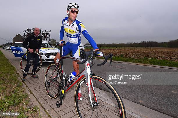56th Brabantse Pijl 2016 HELVEN Sander / Leuven - Overijse / Fleche Brabanconne Arrow Flanders Classics /Tim De WaeleLC/Tim De Waele/Corbis via Getty...
