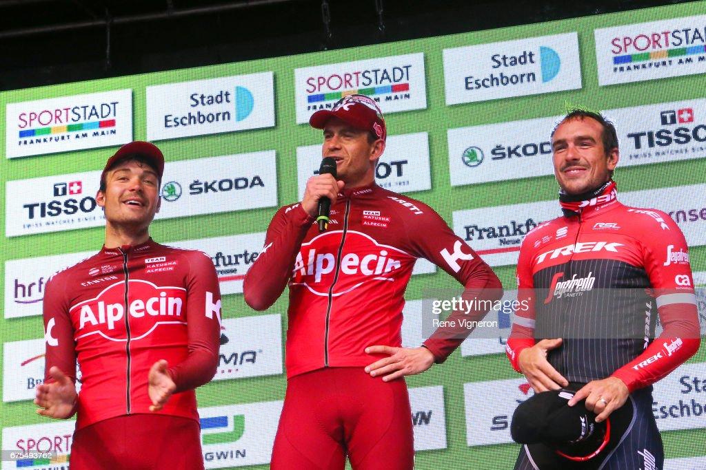 Cycling: 56th Rund um den Finanzplatz Eschborn-Frankfurt 2017 : ニュース写真