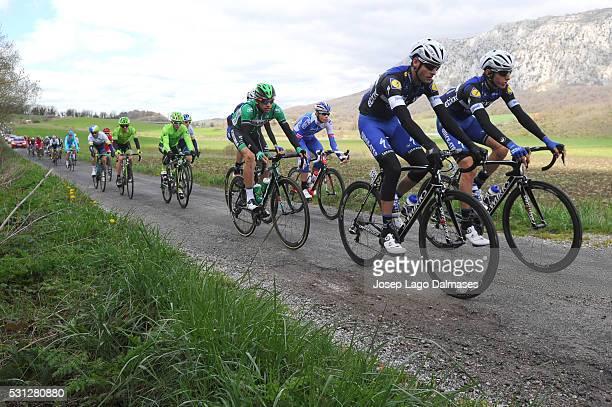 56th Vuelta Pais Vasco 2016 / Stage 3 SERRY Pieter / VERONA Carlos / Vitoria-Gasteiz - Lesaka / Tour Ronde Baskenland/ Etape Rit/ Tim De WaelePD/Tim...