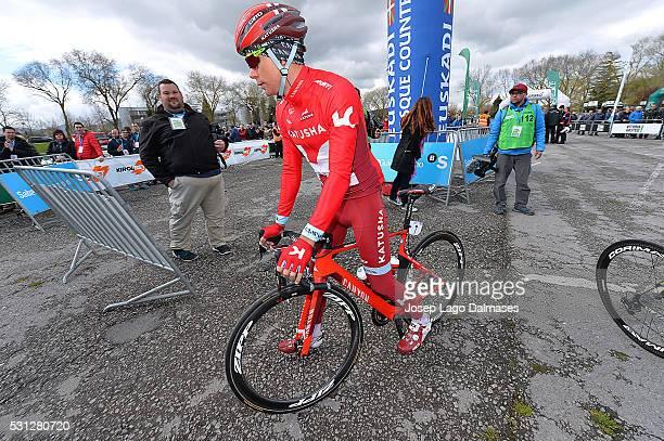 56th Vuelta Pais Vasco 2016 / Stage 3 SILIN Egor / Vitoria-Gasteiz - Lesaka / Tour Ronde Baskenland/ Etape Rit/ Tim De WaelePD/Tim De Waele/Corbis...