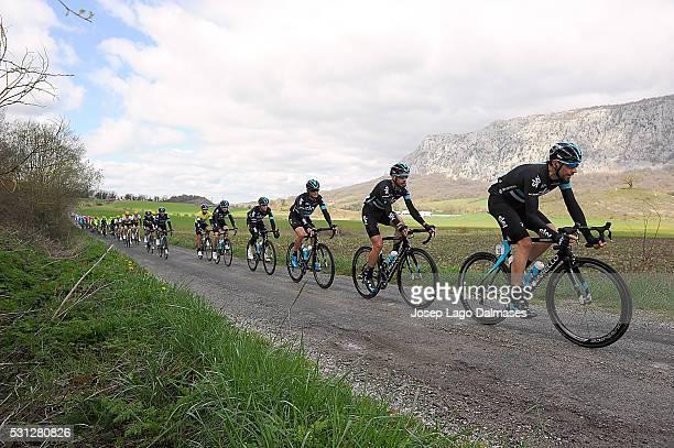 56th Vuelta Pais Vasco 2016 / Stage 3 ZANDIO Xabier / Vitoria-Gasteiz - Lesaka / Tour Ronde Baskenland/ Etape Rit/ Tim De WaelePD/Tim De Waele/Corbis...