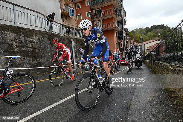 56th Vuelta Pais Vasco 2016 / Stage 4 BOUET Maxime / Lesaka - Orio Tour Ronde Baskenland/ Etape Rit/ Tim De WaelePD/Tim De Waele/Corbis via Getty...