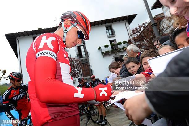 56th Vuelta Pais Vasco 2016 / Stage 4 CHERNETSKIY Sergei / Lesaka - Orio Tour Ronde Baskenland/ Etape Rit/ Tim De WaelePD/Tim De Waele/Corbis via...