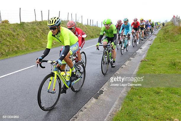 56th Vuelta Pais Vasco 2016 / Stage 4 CONTADOR Alberto / Lesaka - Orio Tour Ronde Baskenland/ Etape Rit/ Tim De WaelePD/Tim De Waele/Corbis via Getty...