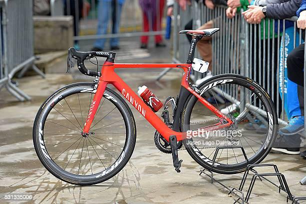 56th Vuelta Pais Vasco 2016 / Stage 4 Illustration Illustratie/ Katusha Team / Bike/ SILIN Egor / Lesaka - Orio Tour Ronde Baskenland/ Etape Rit/ Tim...